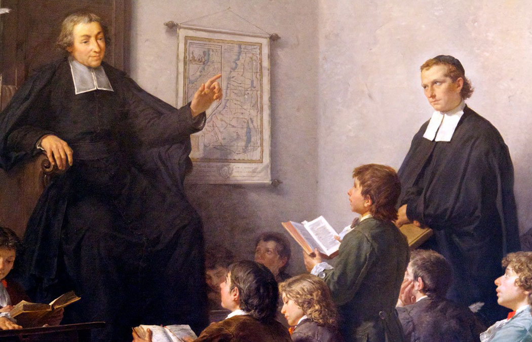 Celebrate the Solemnity of Saint John Baptist de La Salle May 15 [video]