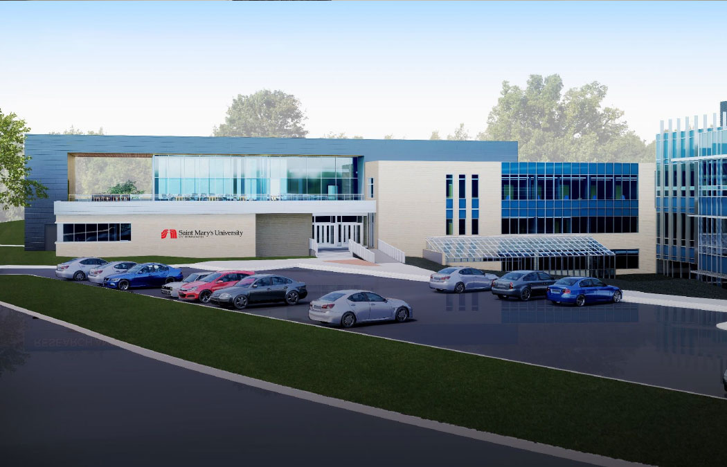 Saint Mary's renovating science center for collaborative learning