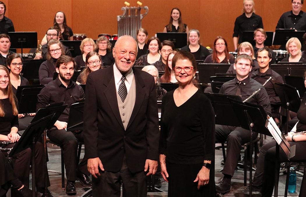 Heukeshoven, Concert Band receive prestigious recognition