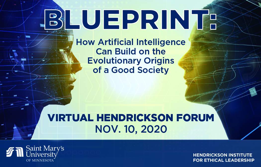 Saint Mary's virtual Hendrickson Forum Nov. 10 to address sustainability, evolution, AI