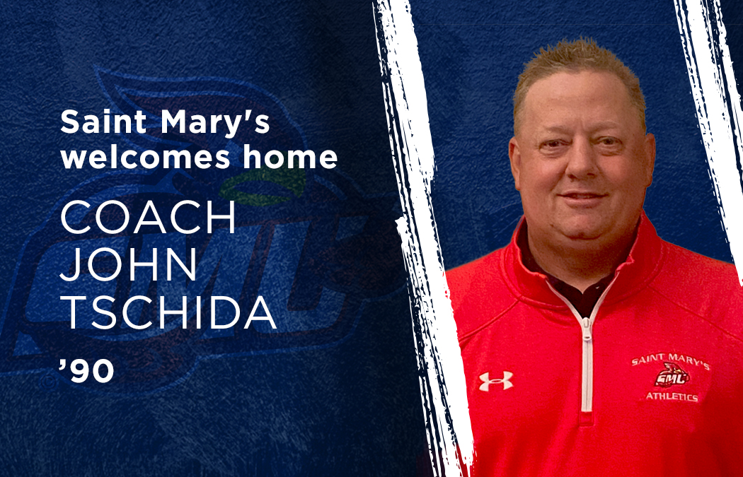Tschida returning to Saint Mary's, where the tradition of winning began