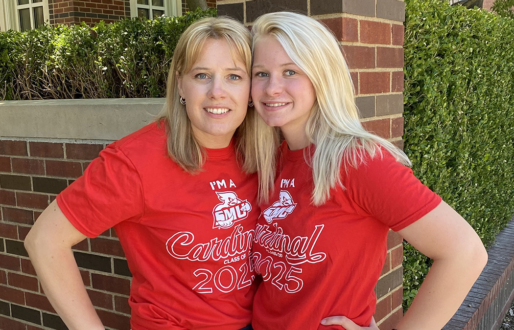 Mother and daughter to begin multi-generational academic journey at Saint Mary's this fall
