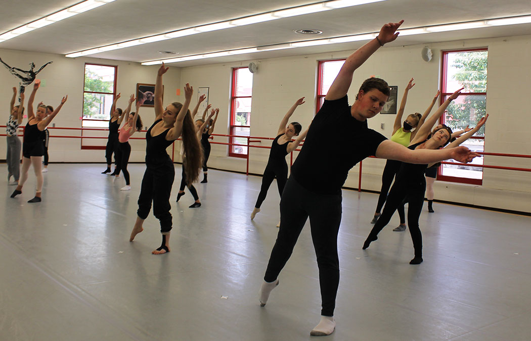 MCA offers dance placement auditions