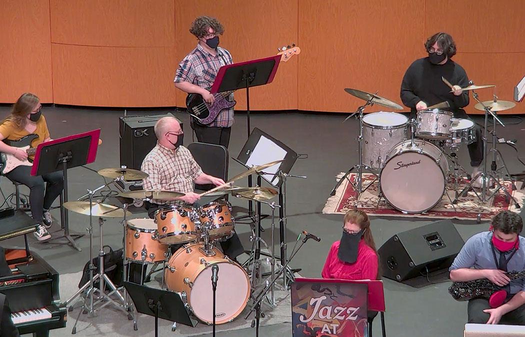 Jazz at Saint Mary's announces 2021-22 season